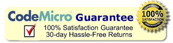 100% Money Back Guarantee - 30 day hassle free returns